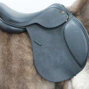 Comfort Four Star Jump Saddle BY Saddle Exchange Saddling Solutions, Native Pony Fit