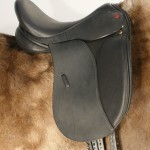 Comfort Grand Prix Dressage Saddle Sports Horse Panel