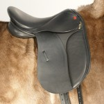 Comfort Pro Pony Dressage Saddle, Native Pony Fit