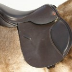 Comfort Pro Pony Jumping Saddle by Saddle Exchange Saddling Solutions.