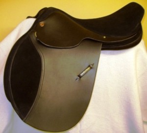 Early S E Comfort Four Star Jumping Saddle