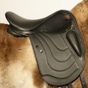 The Comfort Elite Rapport Pony Dressage Saddle