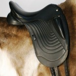Comfort Elite Rapport Dressage Saddle, Sports Horse Fit