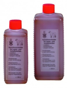 Melp detergent, recommended by Mattes Equestrian for the care of their products.